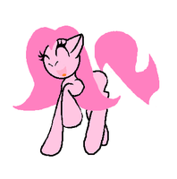 A Happy Pinkamena by Princess-Whatever
