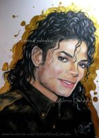 A HEART OF GOLD - MICHAEL JACKSON by AlenaGalayko