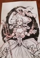 Inktober 2016 01 by curry23