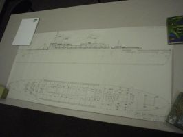SS United States plans by carsdude