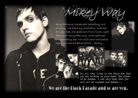 mikey way by maidenofwar