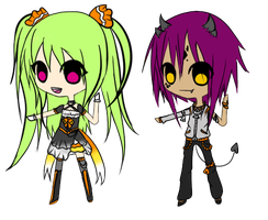 Adoptable Batch 3 by Daine-Hime