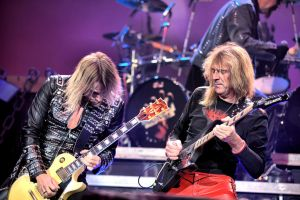 Judas Priest: Richie + Glenn by basseca