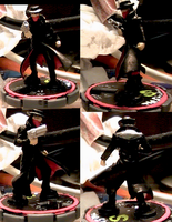 The Shadow Heroclix Custom by theAngelofRedemption