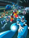 It's Raining Mega Man by suzuran