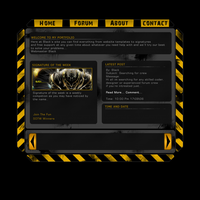Under Construction Template by blackp