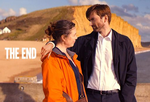 THE END (Broadchurch) by i4dezign73