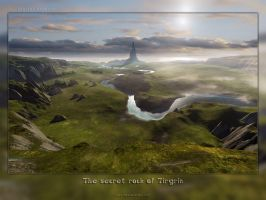 The secret rock of Tirgrin by magann