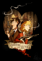 Bonnie and Clyde by FailTaco
