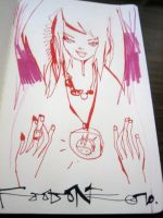 Red Metal by JimMahfood-FoodOne