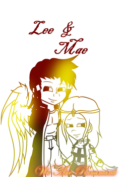 Coyote Lee and Mae Esther by B-Angelo