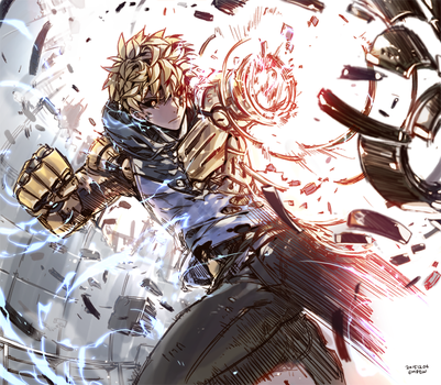Genos 1 by empew