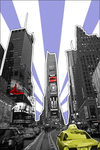 Times Square by mainheader
