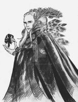 Thranduil by icagic