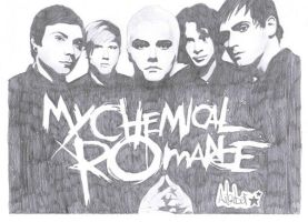 My Chemical Romance by Aitzi46