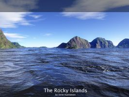 The Rocky Islands by cionia