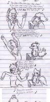 What Does the Fox Say? by mashaheart