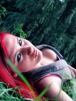 red head 3 by DominoHarder