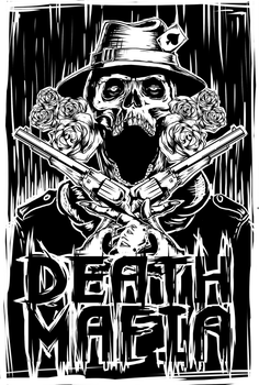 Death Mafia by bayukilla