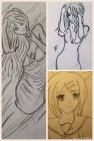 Sketch Collage by Paouk7