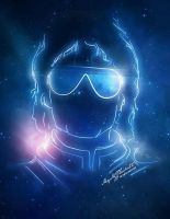 michael in the stars by countrygirl16mj