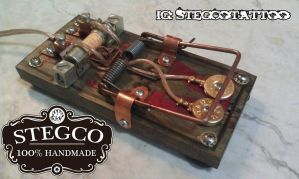 Rat trap footswitch by Stegco