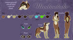 Windmelodie -Ref-Sheet 2.0- by WindmelodieSoMu