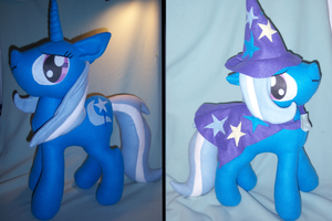 great and powerful plushie by Wolferahm
