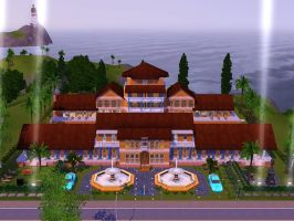 the best sim house ever by XTorbenX
