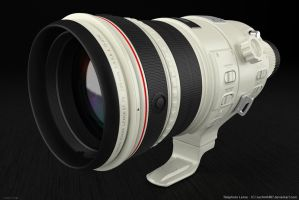 Telephoto Lense by sachin0487