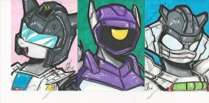 My Little Transformers by PonyGoddess