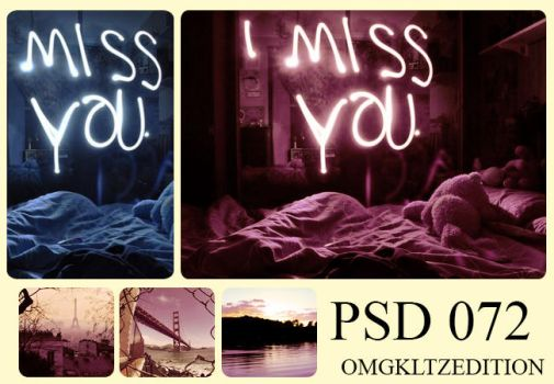 PSD 072 by OmgKltzEdition