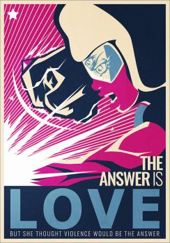 The Answer Is... Love? by V-Korneev