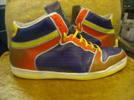 the latest custom shoes by s-a-l-t