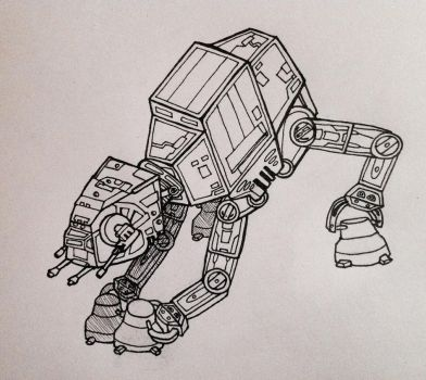 AT-AT by Xinmai