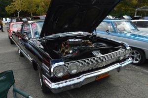 1963 Chevrolet Impala II by Brooklyn47