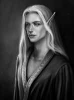 Elf by Kceon