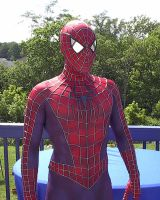 Spider-Man replica Costume by MalottPro