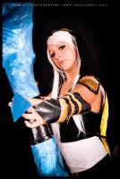 The frost Archer ~ Ashe by Rochisimo