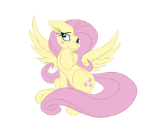 Fluttershy by guitarbrony
