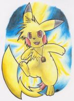 Pikacshu -CO- by Yakalentos