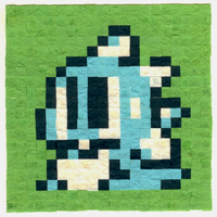Bubble Bobble - Bob - Hud Icon by nintentofu