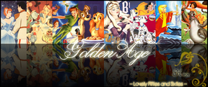 Disney's Golden Age by hiroe90
