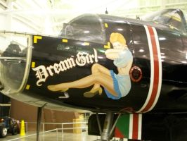 More Nose Art by ljljljs