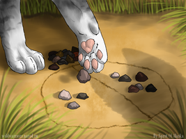 The Casting of Stones by Spirit-Of-Alaska