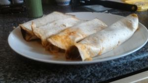 My BBQ Tacos by BlueNose1982
