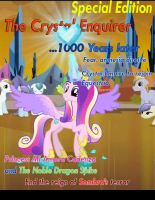 [Magazine] The Crystal Enquirer by eternaluprising4
