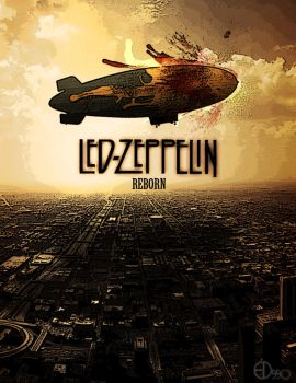 Led Zeppelin: Reborn by ed990