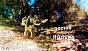 Doctor Hooves Nature Wallpaper by InternationalTCK