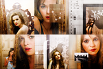 Danielle Panabaker Icons by cartooneyes
